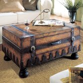 Heritage Trunk Coffee Table