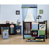 All Sports Crib Bedding Collection