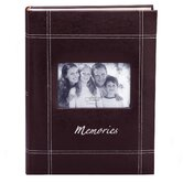 Sawyer Family Multi Size Page Picture Album