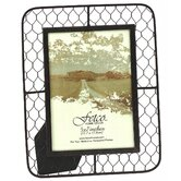 Saul Chicken Wire Photo Frame