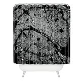 CityFabric Inc Woven Polyester Paris Shower Curtain