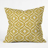 Heather Dutton Trevino Throw Pillow