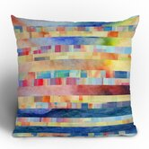 Jacqueline Maldonado Amalgama Throw Pillow