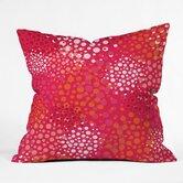Khristian A Howell Brady Dots 2 Woven Polyester Throw Pillow