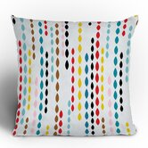 Khristian A Howell Nolita Drops Throw Pillow