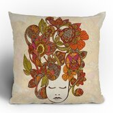 Valentina Ramos Its All in Your Head Throw Pillow