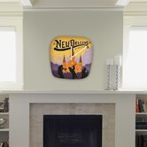 Anderson Design Group New Orleans 1 Modern Clock