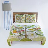 Cori Dantini Community Tree Duvet Cover Collection