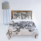 Iveta Abolina Black And White Play Duvet Cover Collection