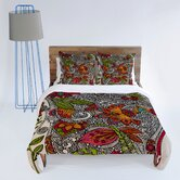 Valentina Ramos Random Flowers Duvet Cover Collection