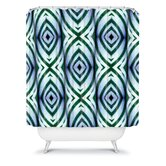 Wagner Campelo Maranta Shower Curtain