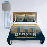 Anderson Design Group Denver 1 Duvet Cover Collection