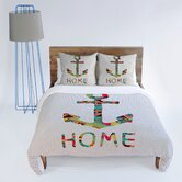 Bianca Green You Make Me Home Duvet Cover Collection