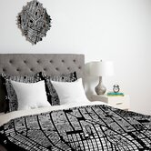 CityFabric Inc NYC Duvet Cover Collection