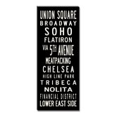 Union Square Sign Art