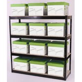 Storage Solutions Four Shelf Boltless Archive Unit