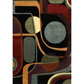 Gallery Royal Riviera Black Rug
