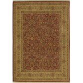 International First Lady American Jewel Ancient Red Rug