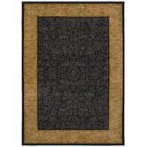 First Lady Hampton Court Old Republic Black Rug