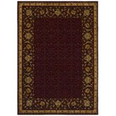 First Lady Royal Pavilion Ancient Red Rug