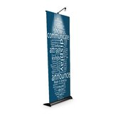 Mercury Retractable Banner Stand (1-sided)