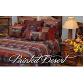 Painted Desert Bedspread Collection