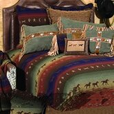 Mustang Canyon Bedspread Collection