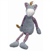 Lana Donkey Organic Stuffed Animal