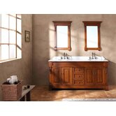 "Marlisa 72"" Double Bathroom Vanity"