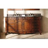 Tanya 72&quot; Double Bathroom Vanity