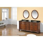 "Park Avenue 72"" Double Bathroom Vanity"