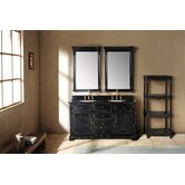Astrid 59.25&quot; Double Bathroom Vanity