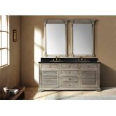 Astrid 71&quot; Double Bathroom Vanity