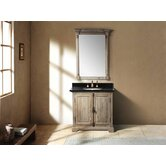 "Genna 35.5"" Single Bathroom Vanity"