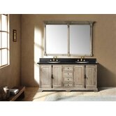Genna 71&quot; Double Bathroom Vanity