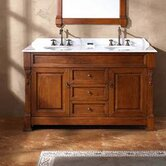 "Marlisa 60"" Double Bathroom Vanity Set"