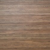 "Floorworks 6"" x 36"" Luxury Vinyl Plank in Blended Strip Wood"