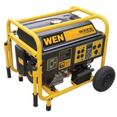 9000 Watt Portable Generator With Wheel Kit