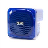 AN-Mini Speaker Monitor with Built-In Wireless Receiver
