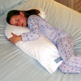 Snoozer® Hypoallergenic Junior Body Pillow with Pillowcase