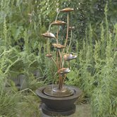 Acqua Di Loto Lotus Outdoor Fountain
