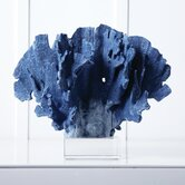 Watercolors Coral Sculpture
