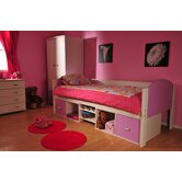 Solo Bedroom Set with Underbed Storage