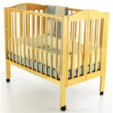 Portable Folding 3-in-1 Convertible Crib