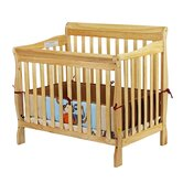 Aden Mini 3-in-1 Convertible Crib