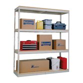 Rivetwell Double Rivet Boltless Shelving 4 Levels Starter