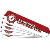 "NCAA TeamFanz 5-Blade Set for a 42"" Ceiling Fan (blades only)"