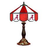 "NCAA 14"" Stained Glass Table Lamp"
