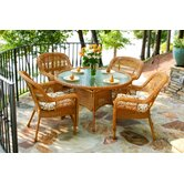 Portside 5 Piece Dining Set