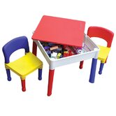Square Activity Table and Chair Set